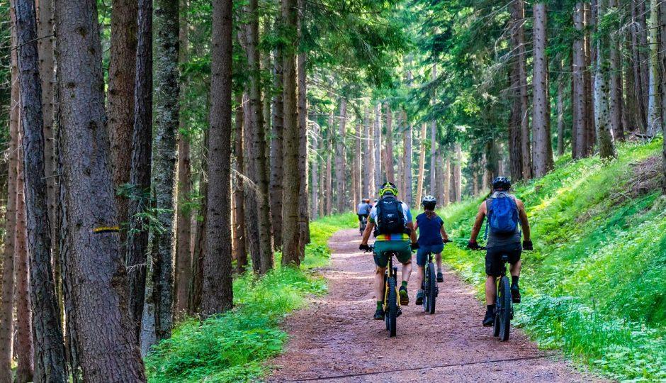 Le vtt électrique: idéal pour les rando vélo