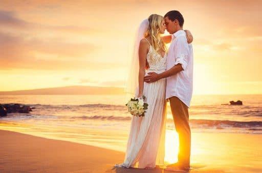 Les plus belles plages pour organiser un mariage à l'étranger