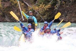Rendez-vous dans les alpes-de-haute-provence pour votre parcours rafting !